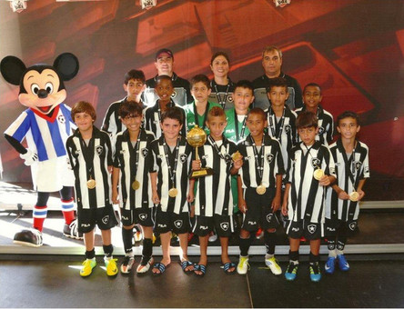 Trops FC at Disney Cup