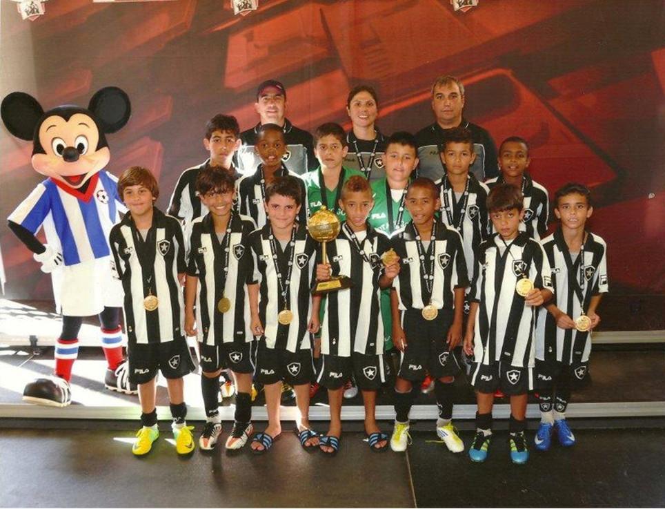Trops FC at Disney Cup