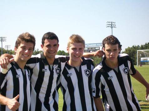 Botafogo F.R. - Copa Memphis