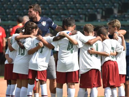 Fluminense FC at Disney Cup 2019