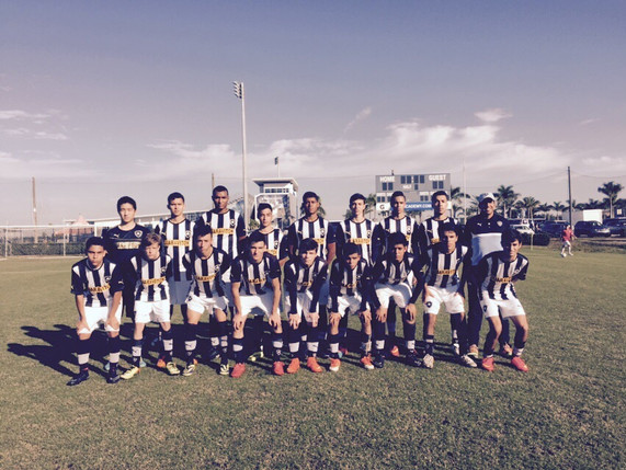 Botafogo F.R. at Copa Memphis