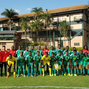 Seleção do Senegal no Brasil com a TetraBrazil Soccer