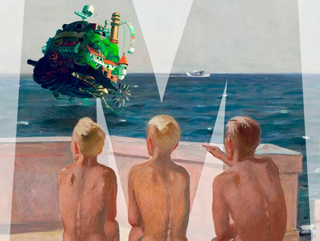 Ночное свидание и благородный побег: лето, море, 14 лет
