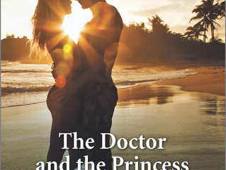 The Doctor and the Princess  May 2017