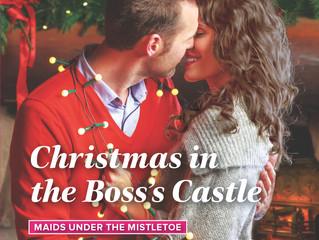 Christmas in the Boss's Castle  Nov 2016