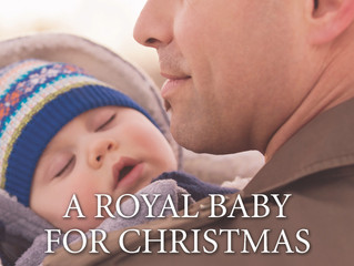 A Royal Baby for Christmas  Nov 2016