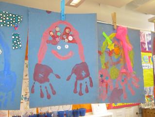 Tickly Squid at Sylvan Infant School