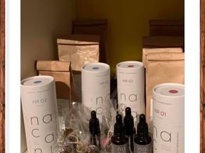 10% auf alle vorrätigen Nacani Hanf Vollspektrum Produkte