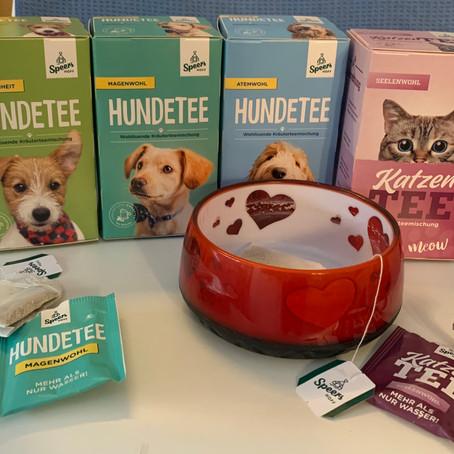 Tee für Hund und Katz von Speers Hoff