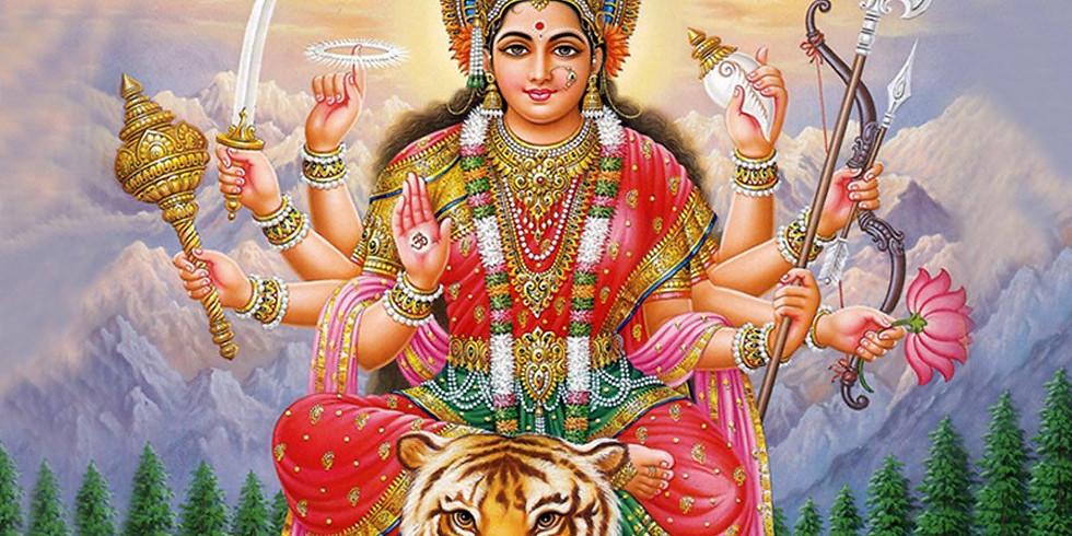Durga Navami Garba & Dussehra Mela