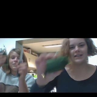 Lucie et Elisa