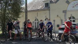 Balade à vélo 2020