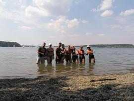 Camp au Lac de L'eau d'Heure 2020