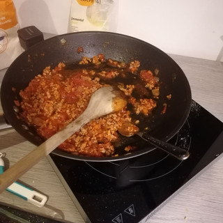 réalisation de la recette 2