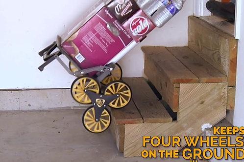 عربة قابلة للطي تصعد الدرج بسهولة