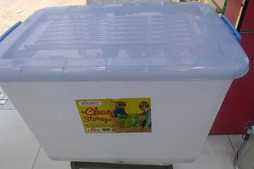 صناديق بلاستيك بكفرات بديل عن الكرتون قابل لاعادة الاستخدام عدة مرات