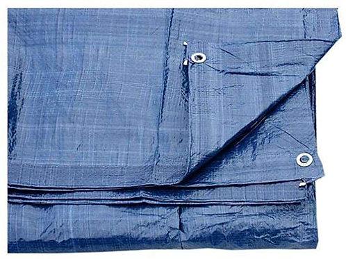 طربال ( شراع ) بلاستيك أزرق