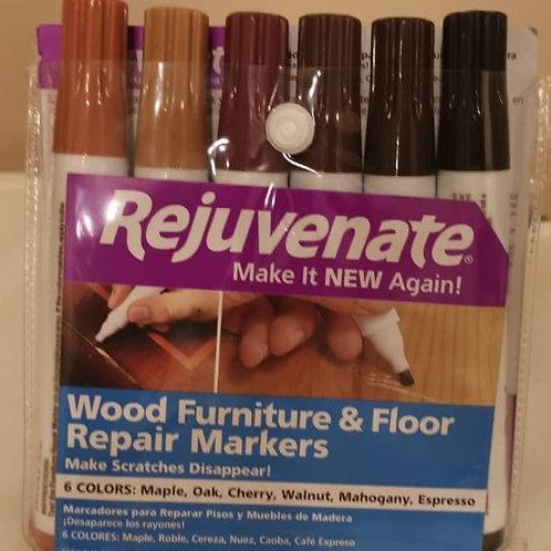 قلم لاخفاء واصلاح وازالة الخدوش والحك للخشب وارضيات الخشب