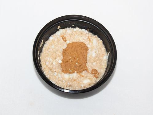 Almond Butter Oatmeal & Eggwhites