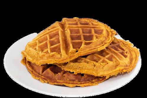 Sweet Potato Waffle & Eggwhites