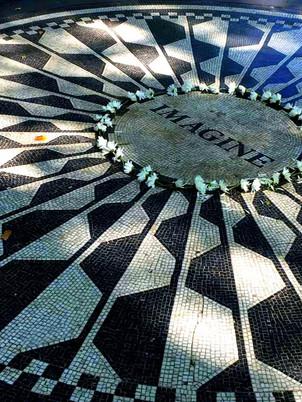 IMAGINE (Central Park)