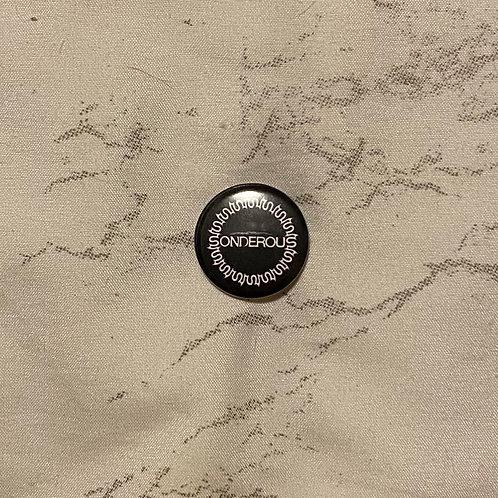 Sonderous Logo Pin/Button