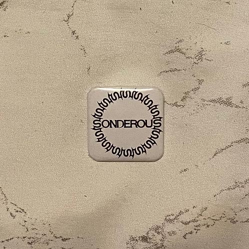 Sonderous Logo Fridge Magnet