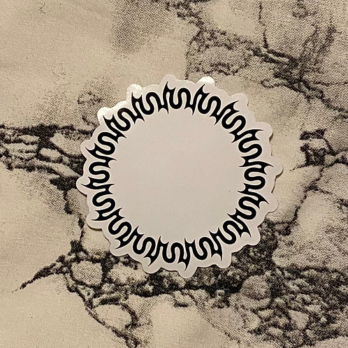 Sonderous Ring Sticker