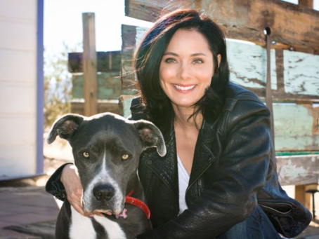 Jacqueline Pinol, the star of the Amazon Series, Bosch, talks K9 love with WYNA host, Kurt Caceres.