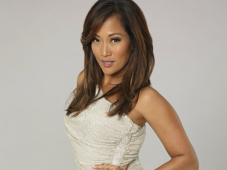 """Carrie Ann Inaba takes a break from """"Dancing with the Stars"""" and """"The Talk"""", to join Kurt Caceres."""