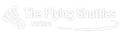 the flying shuttles logo