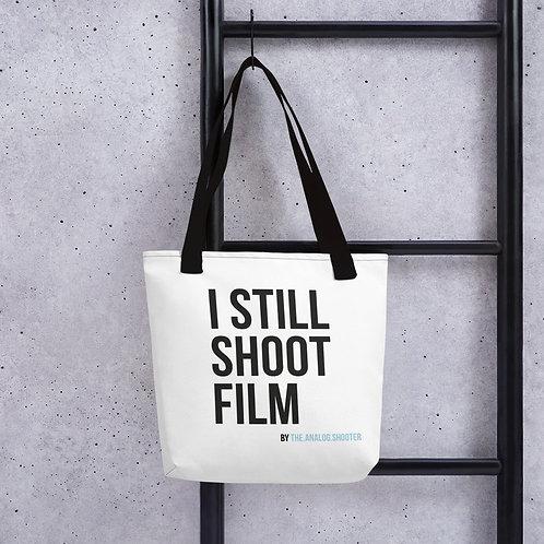 """Bolsa de tela """"I Shoot Film"""""""