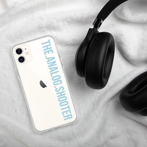 """Carcasa """"The.Analog.Shooter"""" para iPhone"""