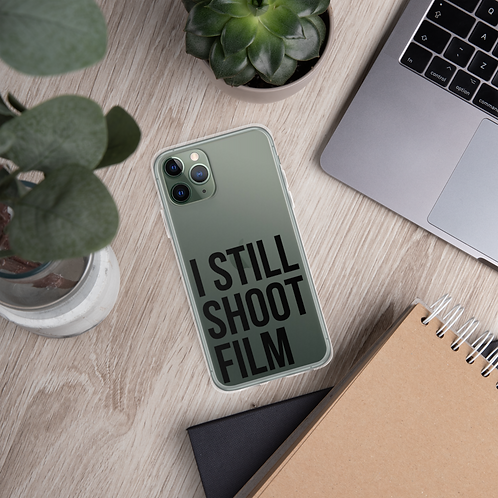 "Carcasa ""I Still Shoot Film"" para iPhone"