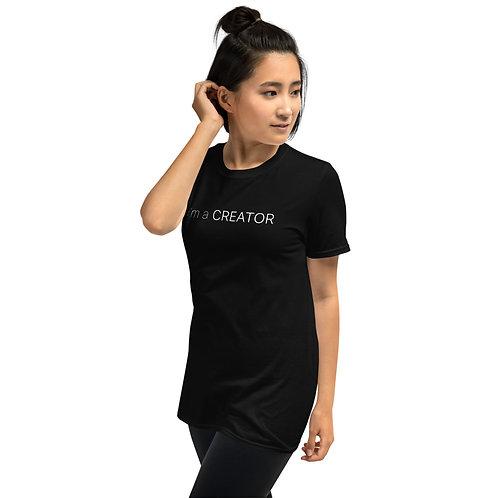 """Camiseta """"I am a Creator"""""""