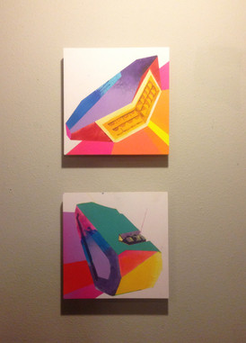 WORKS BY CYRUS MCCRAY