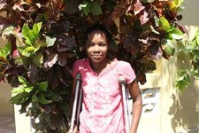 Haiti's Children Sponsors Help Disabled Women Live and Learn