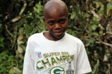 Haiti's Children Provides Medicine to Help Sick Boy Get Back to School