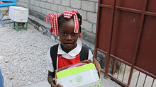 Haiti's Children Inc. Delivering Care Packages, Meds and Letters