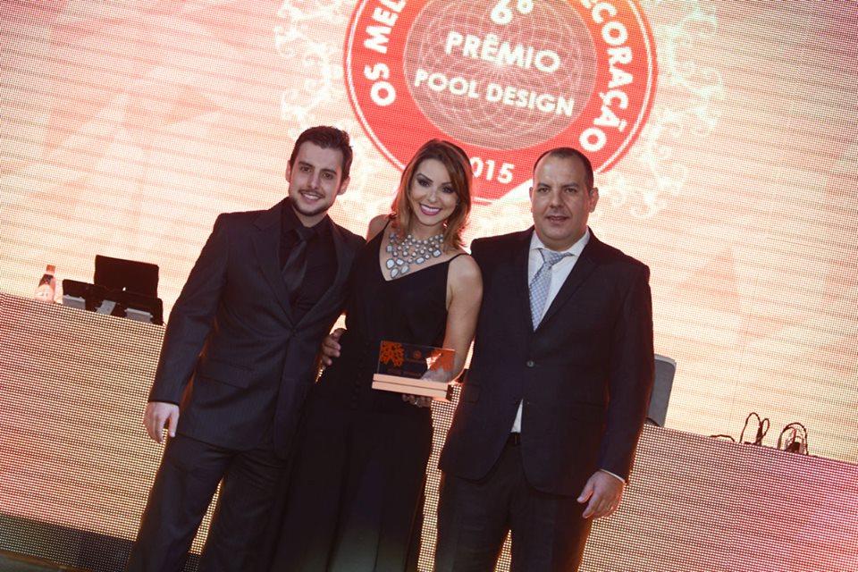 PRÊMIO POOL DESIGN - 2015