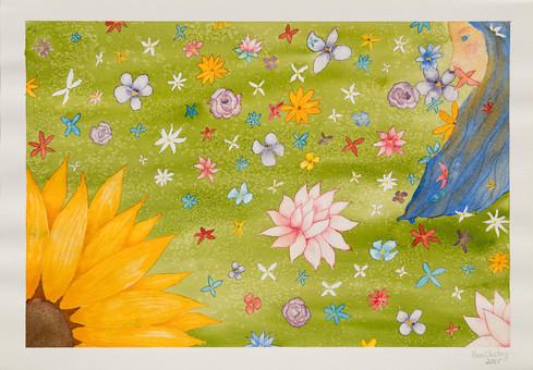 Seven Offerings (Flowers)