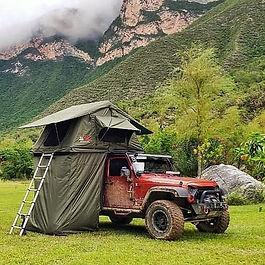 Cuando de aventura se trata, en jeep, en