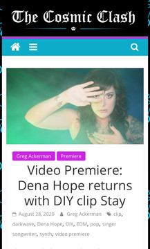 Cosmic Clash - Dena Hope
