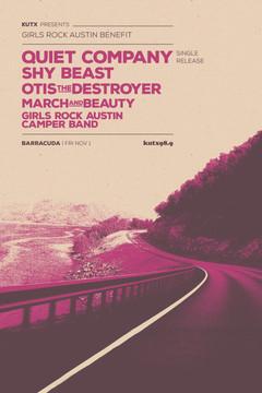 11/1/19 Girls Rock Austin Benefit