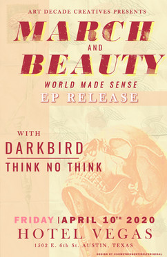 4/10/2020 March and Beauty EP Release