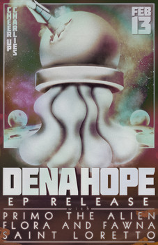 2/13/2020 Dena Hope EP Release