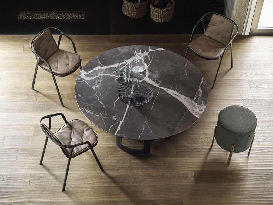 Piani Super Collection by Bontempi Imperial Table @CadoroZagreb