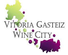 vitoria wine city vino rioja alava euskadi gasteiz vasco txakoli ayala aiara logotipo logo
