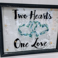 Two Hearts One Love. Sold