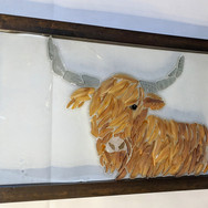 Highland cow. $175